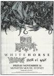 white dark meth horse