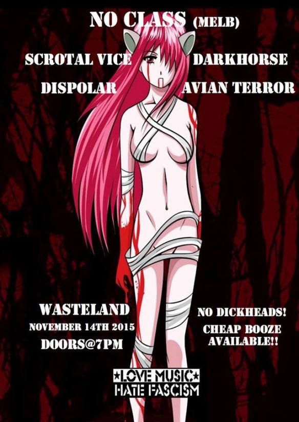 wasteland 14nov