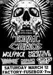 total chaos dark horse